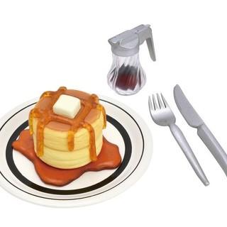純喫茶ミニチュアコレクション ホットケーキ