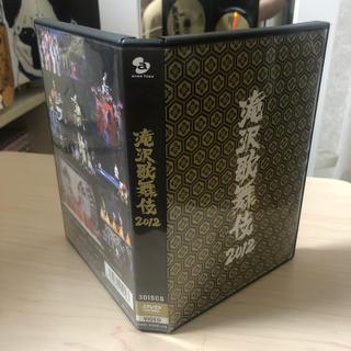 Johnny's - 滝沢歌舞伎2012 DVD《3枚組》通常盤