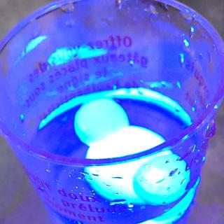 ディズニー(Disney)の水につけると光るミッキーマウスライト(その他)