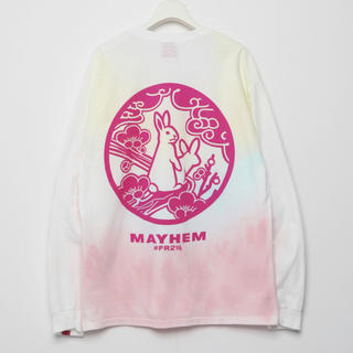 VANQUISH - 【新品・未使用】FR2 x MAYHEM Tシャツ ロンT