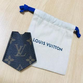 ルイヴィトン(LOUIS VUITTON)の[✩新品未使用✩] LOUISVUITTON ルイヴィトン コードカバー 袋付き(ストラップ/イヤホンジャック)