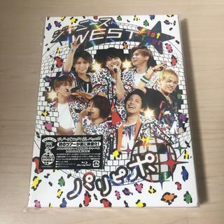 ジャニーズウエスト(ジャニーズWEST)のジャニーズWEST 1st Tour パリピポ(初回盤) Blu-ray(アイドル)