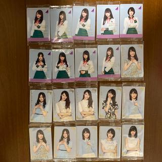 乃木坂46 - 乃木坂46 セブンイレブンキャンペーンカード 20枚セット 2016