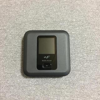FS030W 美品 モバイルルーター ポケットWi-Fi  SIMフリー