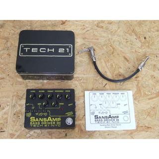 Sansamp Bass Driver DI V2 サンズアンプ(ベースエフェクター)