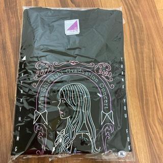 乃木坂46 - 白石麻衣さん 卒業コンサートTシャツ XLサイズ ブラックver.乃木坂46