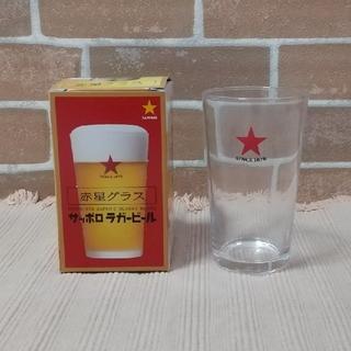 トウヨウササキガラス(東洋佐々木ガラス)の赤星グラス(グラス/カップ)