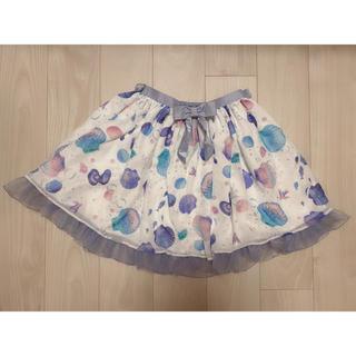 アンジェリックプリティー(Angelic Pretty)のAngelic Pretty Dream Marine スカート(ミニスカート)