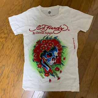 エドハーディー(Ed Hardy)のEd Hardy  Tシャツ ストーン付き(Tシャツ/カットソー(半袖/袖なし))