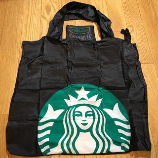 スターバックスコーヒー(Starbucks Coffee)の【先着1名様!】海外限定★STAR BUCKS ☆折りたたみエコバッグ(エコバッグ)