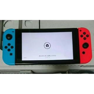 ニンテンドースイッチ(Nintendo Switch)のNintendo Switch (家庭用ゲーム機本体)