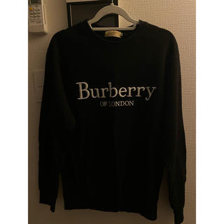 BURBERRY - ロゴトレーナー