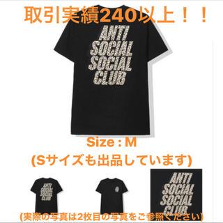シュプリーム(Supreme)のAnti Social Social Club Kitten Black Tee(Tシャツ(半袖/袖なし))