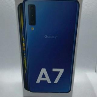 Galaxy - 新品未開封   Galaxy A7 楽天モバイル