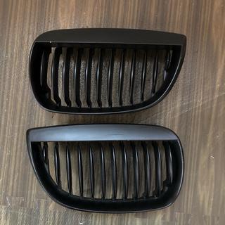BMW - BMW E87 1シリーズ社外品フロントキドニーグリル(中古)