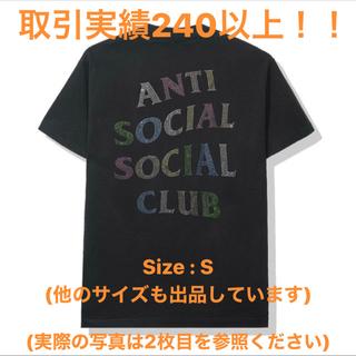 ステューシー(STUSSY)のASSC NT Black  Anti Social Social Club S(Tシャツ(半袖/袖なし))
