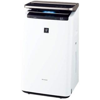 シャープ プラズマクラスターNEXT搭載50000 加湿空気清浄機 ホワイト