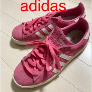 adidas - アディダス★スニーカー★エストネーション★ピンク