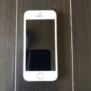 iPhone - iPhone SE SIMフリー32GB