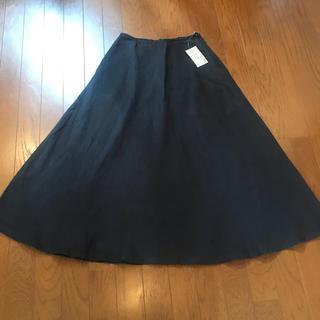 ムジルシリョウヒン(MUJI (無印良品))の無印良品マキシスカート&無印良品パジャマ2点(ロングスカート)