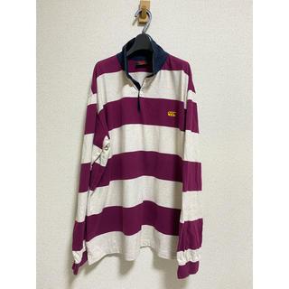 カンタベリー(CANTERBURY)のCanterbury カンタベリー ラガーシャツ 3L(ラグビー)