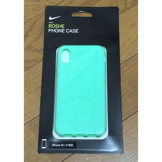 ナイキ(NIKE)のナイキ iPhone ケース NIKE グリーングロウ iPhonex(iPhoneケース)