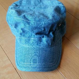 ユニクロ(UNIQLO)のワークキャップ 帽子(キャップ)