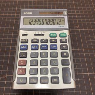 CASIO - CASIO 12桁電卓 JS-12eco