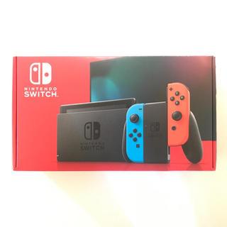 ニンテンドースイッチ(Nintendo Switch)のニンテンドースイッチ ニンテンドースイッチ本体 Nintendo Switch(家庭用ゲーム機本体)