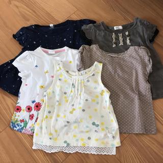 Seraph - 女の子 半袖 Tシャツ トップス まとめ売り 80