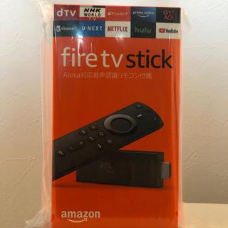 【新品】 アマゾンFire TV Stick - Alexa対応(映像用ケーブル)