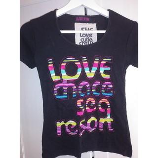 アビラピンク(AVIRA PINK)のアビラピンク カラフルTシャツ(Tシャツ(半袖/袖なし))