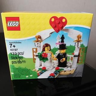 レゴ(Lego)のレゴ ウエディング フィーバー 40197(その他)