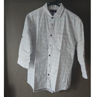 エムケーミッシェルクランオム(MK MICHEL KLEIN homme)の7丈 シャツ(シャツ)