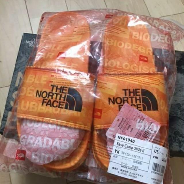 THE NORTH FACE(ザノースフェイス)のラスト1点☆新品!ノースフェイス サンダル ベースキャンプ 26センチ メンズの靴/シューズ(サンダル)の商品写真