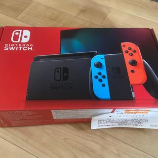 ニンテンドースイッチ(Nintendo Switch)の新品 未開封 Nintendo Switch JOY-CON(L) (家庭用ゲーム機本体)