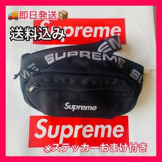シュプリーム(Supreme)の美品 Supreme 18ss Waist Bag ウエストバッグ(ウエストポーチ)
