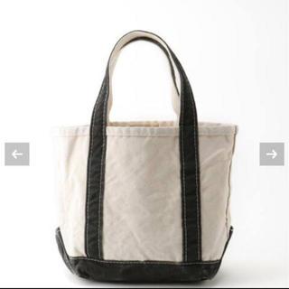 アパルトモンドゥーズィエムクラス(L'Appartement DEUXIEME CLASSE)のL.L.Bean /エル・エル・ビーン★Canvas tote bag S (トートバッグ)