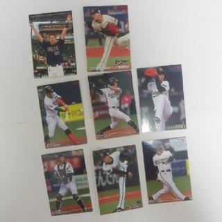 オリックスバファローズ(オリックス・バファローズ)のプロ野球チップス プロ野球カード オリックスバファローズ(スポーツ選手)