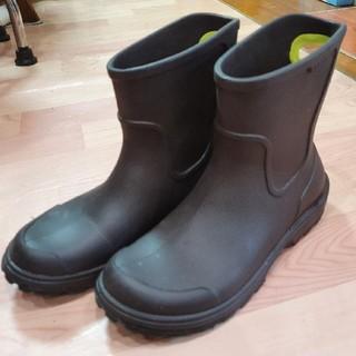 クロックス(crocs)の【値下げ】クロックス長靴 M9 27cm エスプレッソ(長靴/レインシューズ)