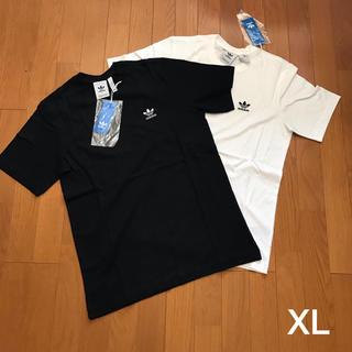アディダスオリジナルス ワンポイントTシャツ メンズ   XL 新品未使用品
