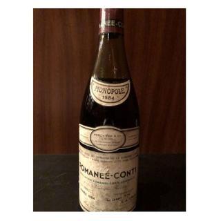 DRC ロマネコンティ 1984 セラー保管(ワイン)