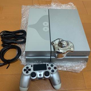 プレイステーション4(PlayStation4)のPS4 本体 プレステ4 ドラゴンクエストヒーローズ 500GB 【激レア美品】(家庭用ゲーム機本体)