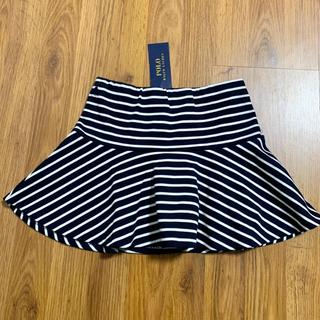 Ralph Lauren - 新品 ラルフローレン インナーパンツ付きスカート 6 120 110 スコート