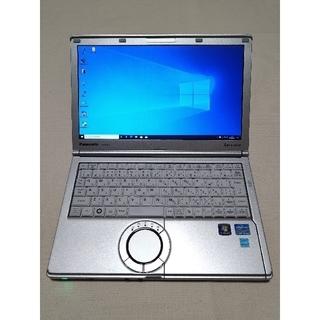 パナソニック(Panasonic)のPanasonic レッツノート CF-NX2 i5 8GB SSD変更可(ノートPC)