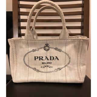 プラダ(PRADA)のPRADA カナパ♡Sサイズ(トートバッグ)