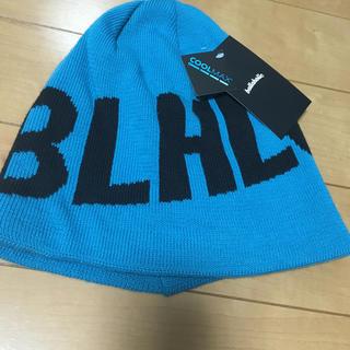 ナイキ(NIKE)のballaholic BLHLC BIG LOGO Beanie (ニット帽/ビーニー)