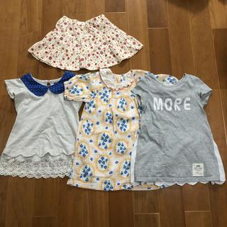 Seraph - 女の子夏服キッズ 110サイズ
