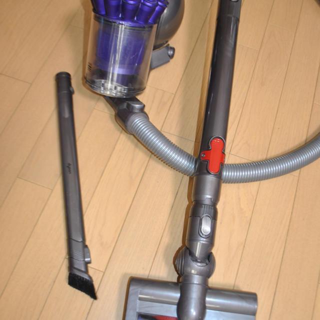 Dyson(ダイソン)の05302クリーニング済みDC48モーターヘッドかなりの美品 スマホ/家電/カメラの生活家電(掃除機)の商品写真