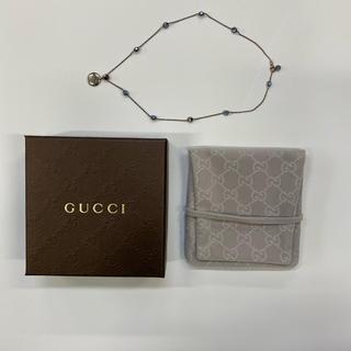 グッチ(Gucci)の☆処分大特価☆ GUCCI ブラインドフォーラブ キャット ネックレス(ネックレス)